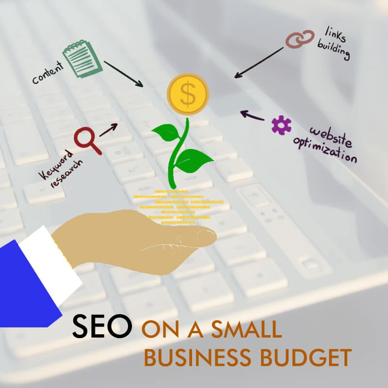 Doing SEO On A Small Business Budget