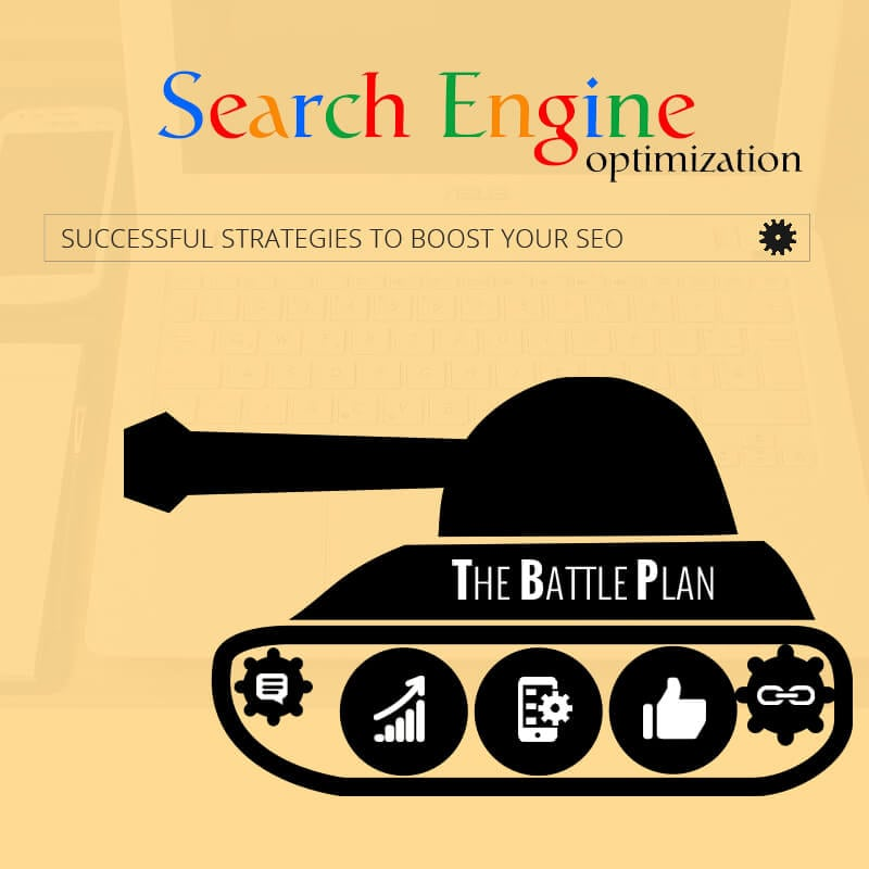Several Successful Strategies To Boost Your SEO