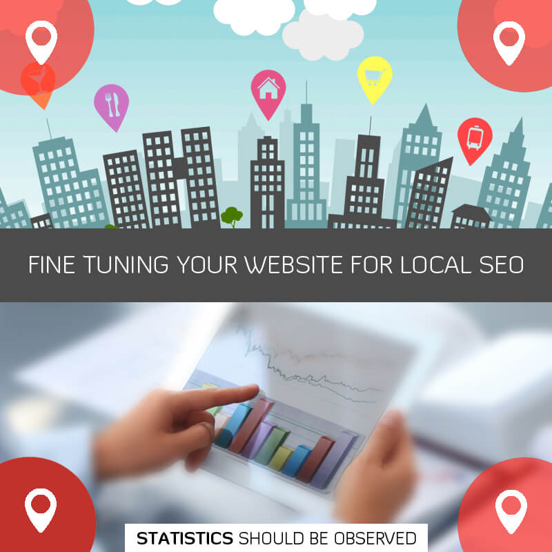 Fine Tuning Your Website For Local SEO