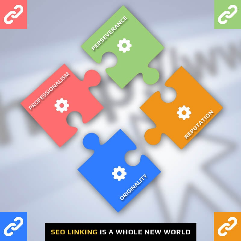 SEO Linking Is A Whole New World