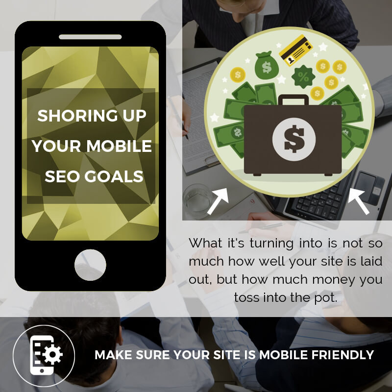 Shoring Up Your Mobile SEO Goals