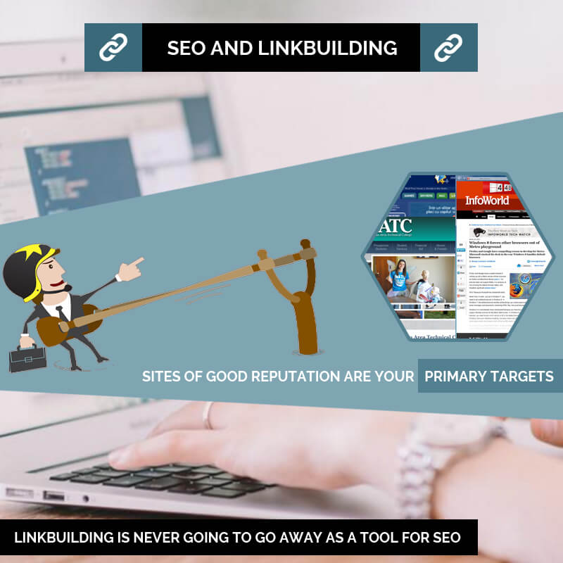 SEO And Linkbuilding