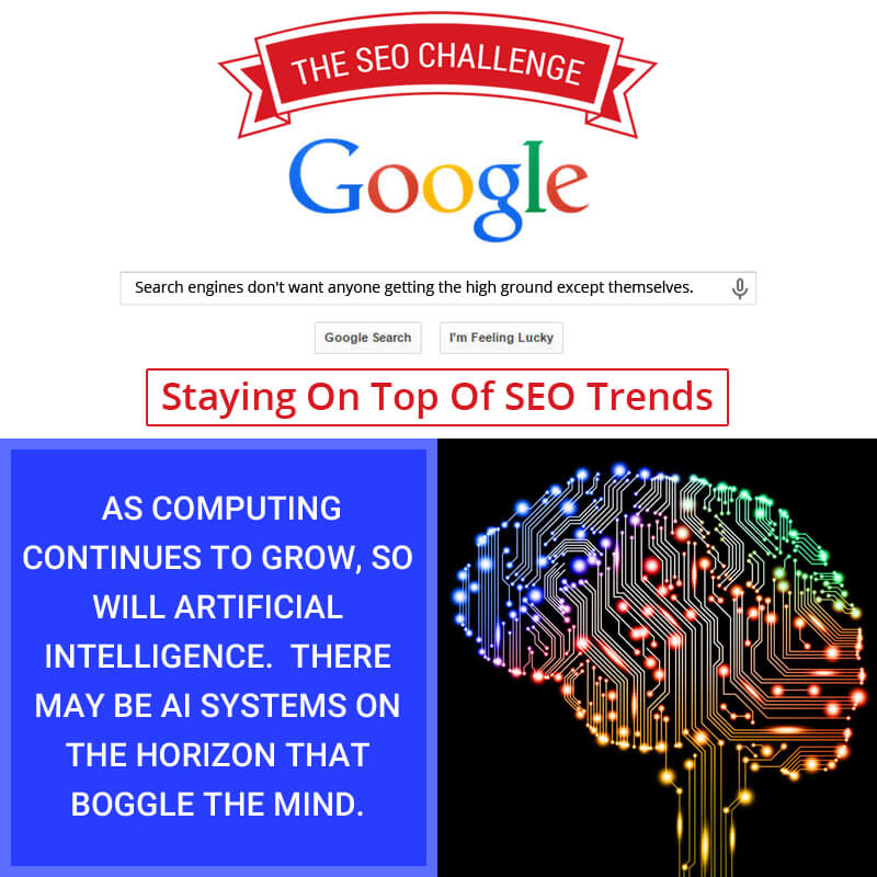 Staying On Top Of SEO Trends