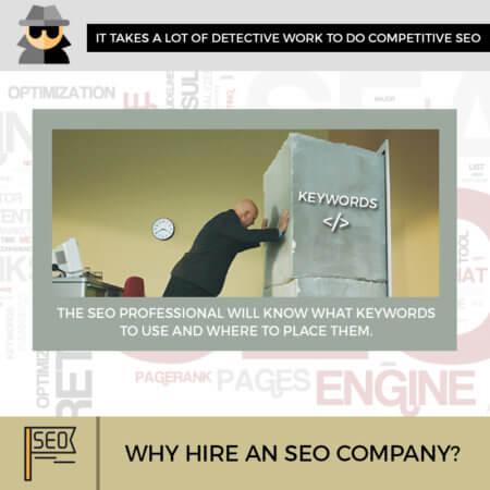 Why Hire An SEO Company?