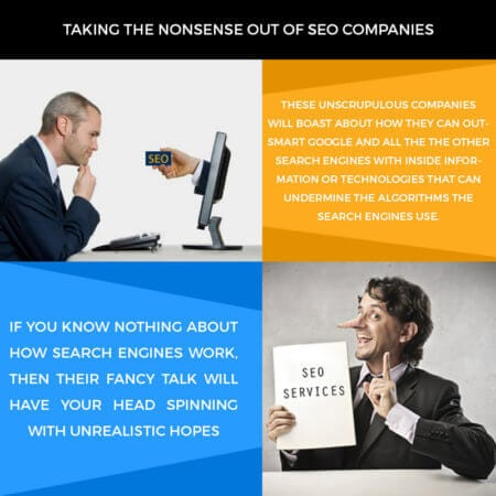 Taking The Nonsense Out Of SEO Companies