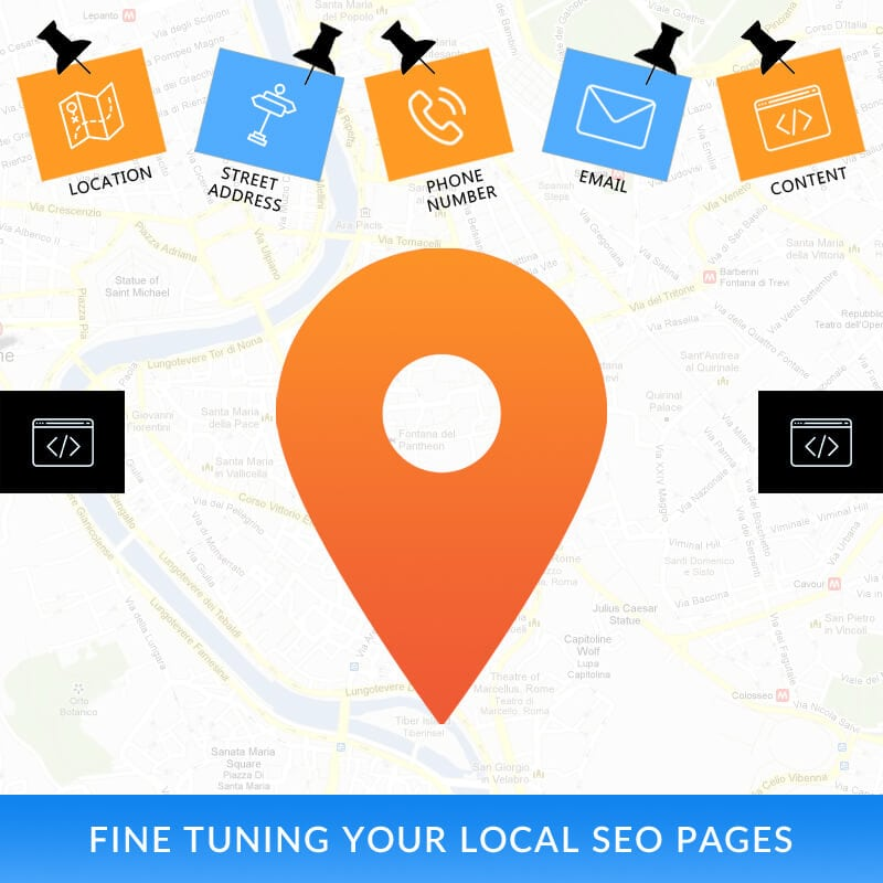 Fine Tuning Your Local SEO Pages