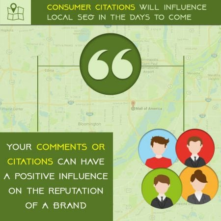 Consumer Citations Will Influence Local SEO in the Days to Come - #SEOTampa #LocalSEO