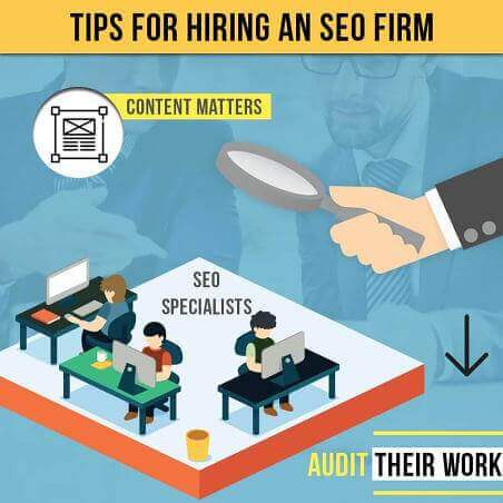 Tips for Hiring an SEO Firm