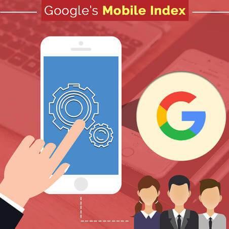 Google's Mobile Index