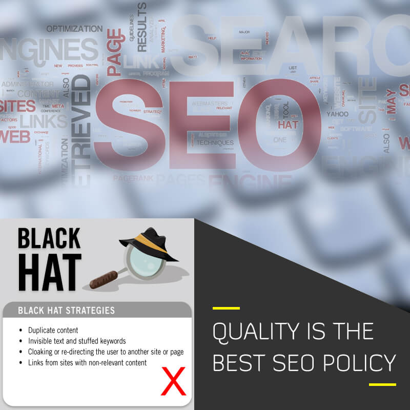Quality Is The Best SEO Policy