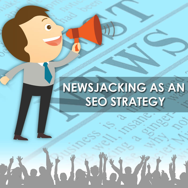 Newsjacking as an SEO Strategy