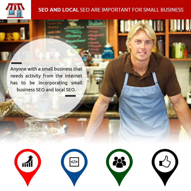 SEO And Local SEO Are Important For Small Business