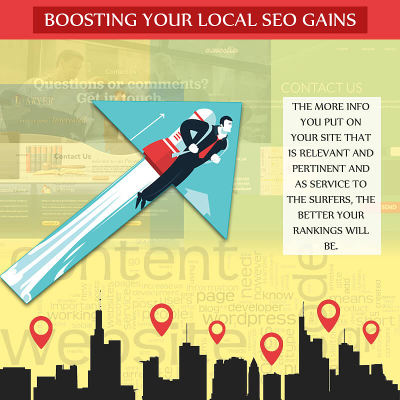 Boosting Your Local SEO Gains