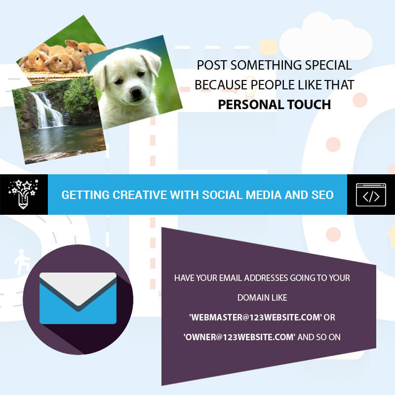 Getting Creative With Social Media And SEO