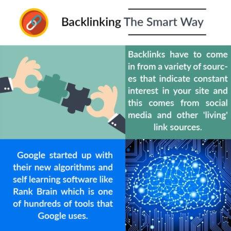 3. Backlinking The Smart Way