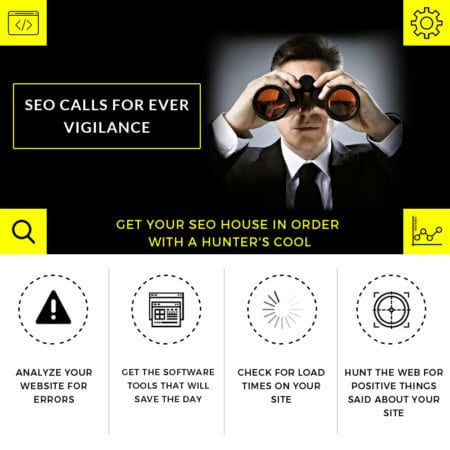 bGet Your SEO House In Order With A Hunter's Cool