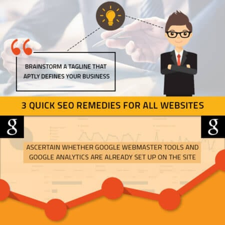 3 Quick SEO Remedies for All Websites