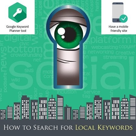 How to Search for Local Keywords