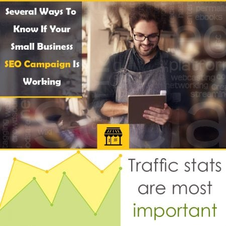 Several Ways To Know If Your Small Business SEO Campaign Is Working