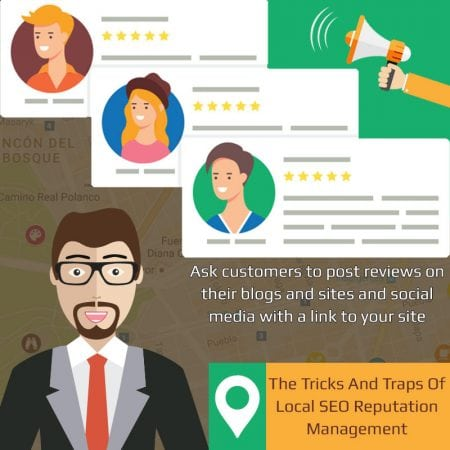 How to Improve Your Local SEO Ranking With Reputation Management