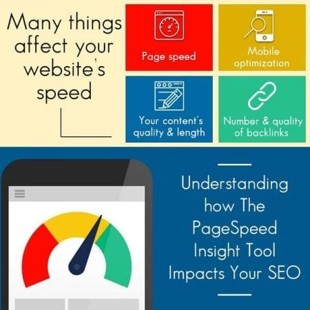 The PageSpeed Insight Tool Impacts Your SEO