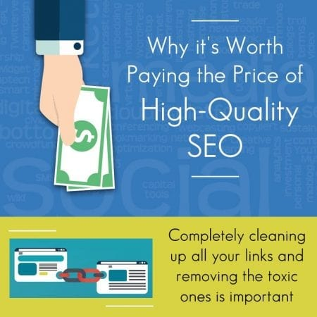 Reasons Why High-Quality SEO Will Cost You