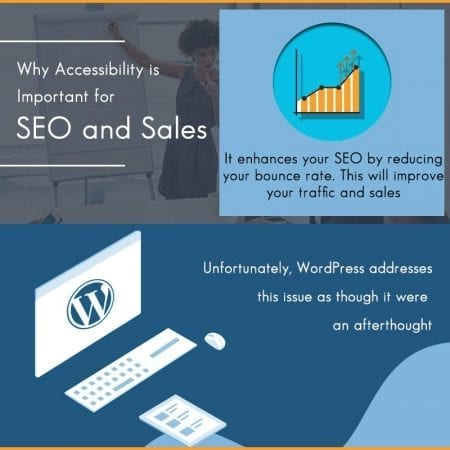 Why accessibility is so important in SEO and Sales