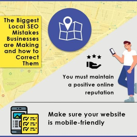 The Biggest Local SEO Mistakes Businesses are Making and how to Correct Them
