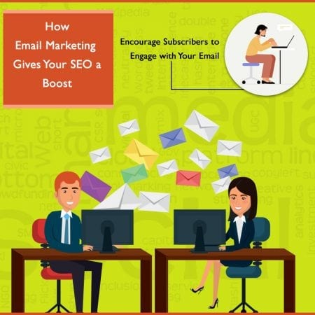 How Email Marketing Gives Your SEO a Boost