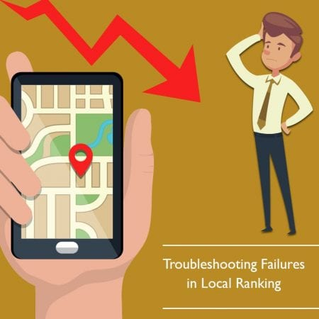Troubleshooting Failures in Local Ranking