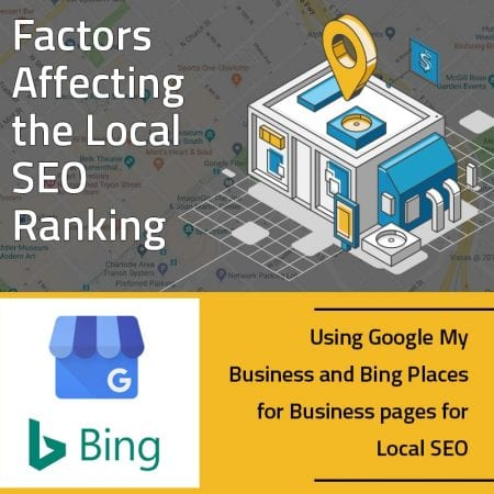 Factors Affecting The Local SEO Ranking