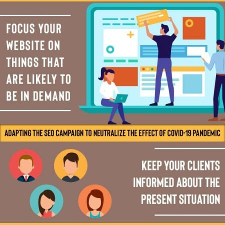Adapting The SEO Campaign To Neutralize The Effect Of COVID-19 Pandemic