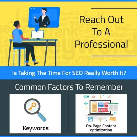 Is Taking The Time For SEO Really Worth It?