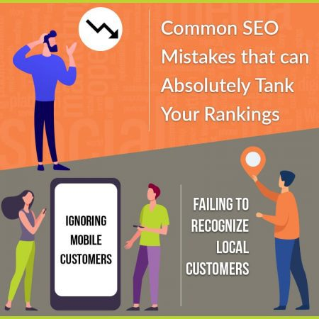 Common SEO Mistakes That Can Tank Your Rankings