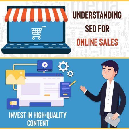 Understanding SEO For Online Sales