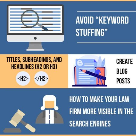 How To Make Your Law Firm More Visible In The Search Engines